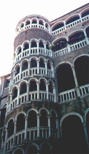 La Scala del Bovolo.