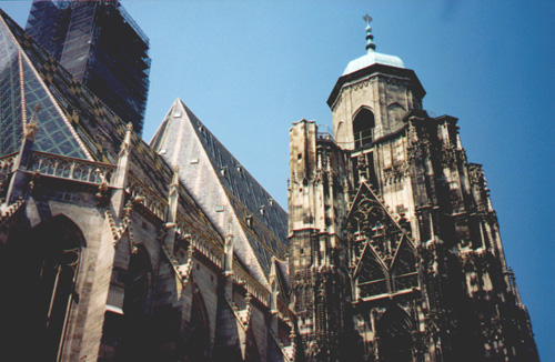 Stephansdom (St. Stephans Cathedral).