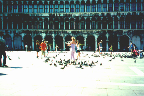 Piazza San Marco.