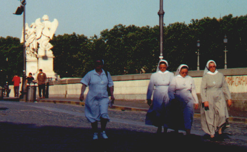 Nuns!
