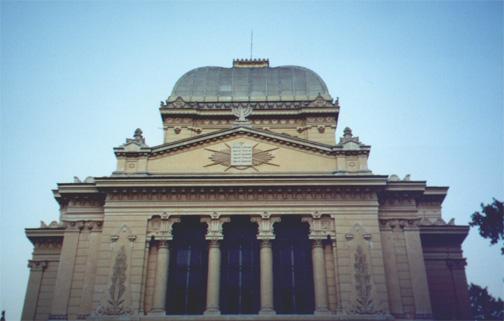 Sinagoga Ashkenazita.
