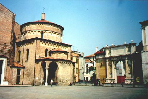 Padua Duomo (cathedral).