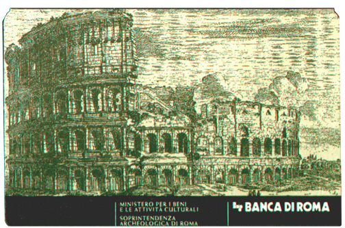 Ticket to the Colosseo (Colosseum).