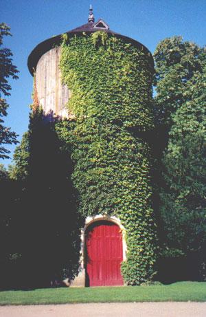 The farm at Chateau Chenonceau