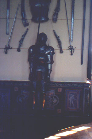 Armor in Chateau Cheverny