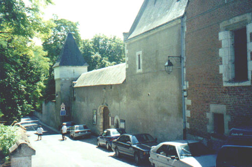 Clos Lucé (where Leonardo da Vinci lived the last four years of his life).