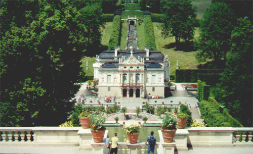 7/3/01, Linderhof Palace.