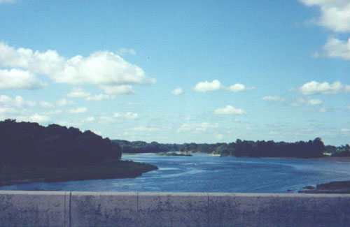 August 17, 2001: The Loire River