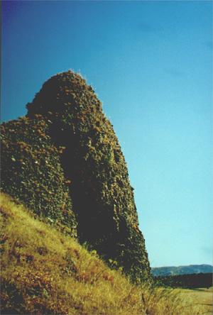 Curious rock formation - Picha de Moro