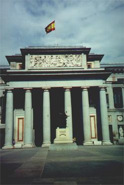 August 2, 2001: Museo Nacionel del Prado (Prado Museum)