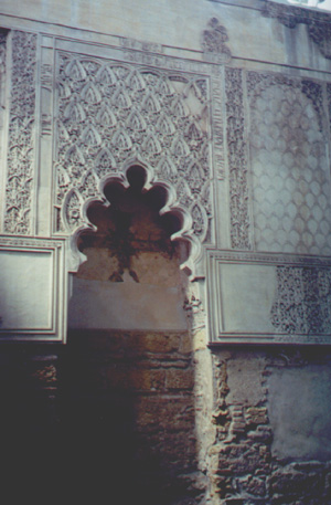 August 5, 2001: La Sinagoga (Synagogue) built in 1315, the only remaining synagogue in Córdoba