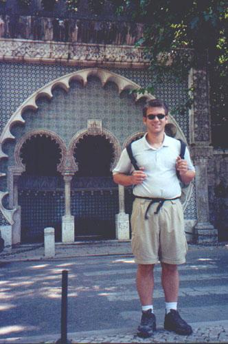 Brian Kleinman, Sintra, Portugal