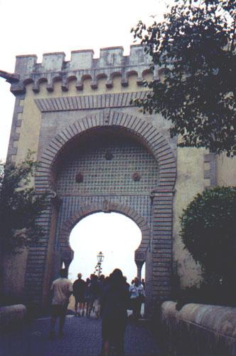 Palácio da Pena (Pena National Palace), Sintra, Portugal