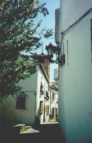 Streets of Ronda