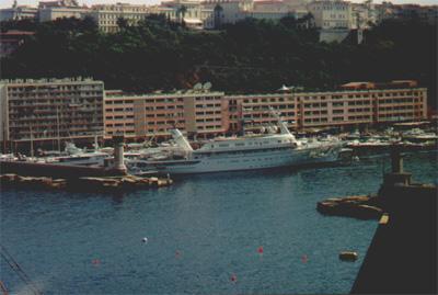 The Port de Monaco